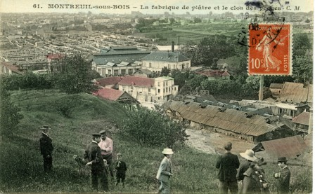 Carrière (parc des Beaumonts)